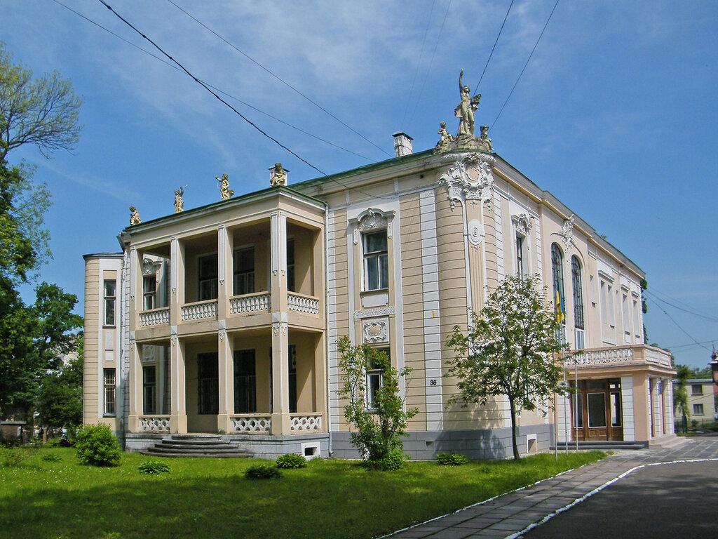 город Дрогобыч, города Украины
