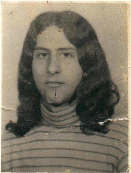 ЕГО СВЯТЕЙШЕСТВО ШРИЛА РАДХАНАТХА СВАМИ МАХАРАДЖ в 19 лет (43 года назад)