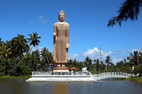 Добро пожаловать на Шри Ланку!