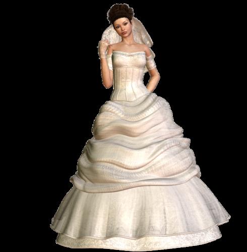 Невеста.