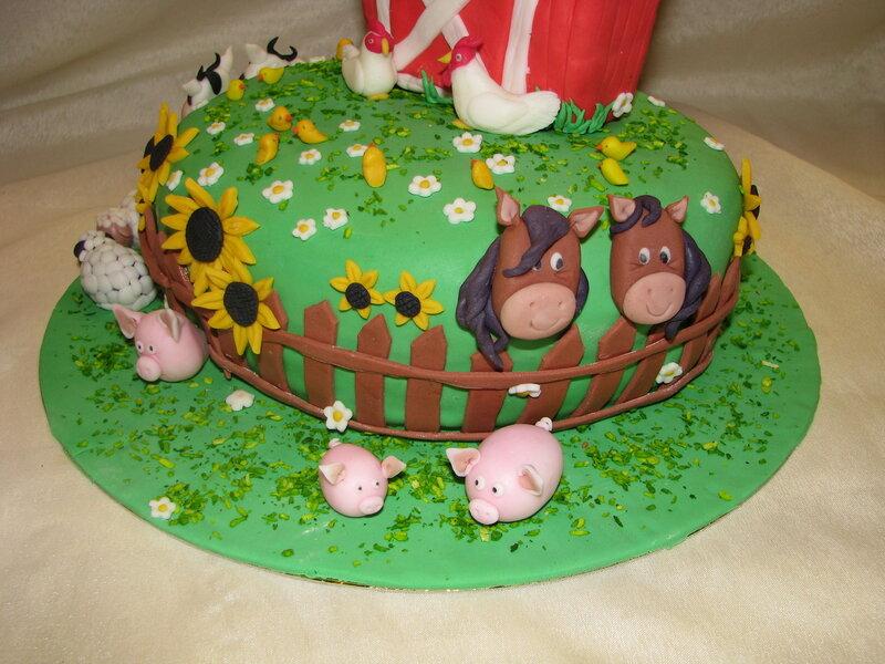 Торт животное своими руками 24