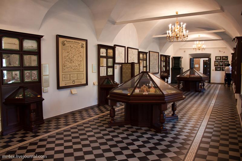 Замковый комплекс в Несвиже