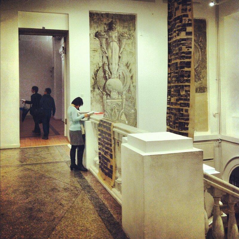 Китайское искусство в ММСИ