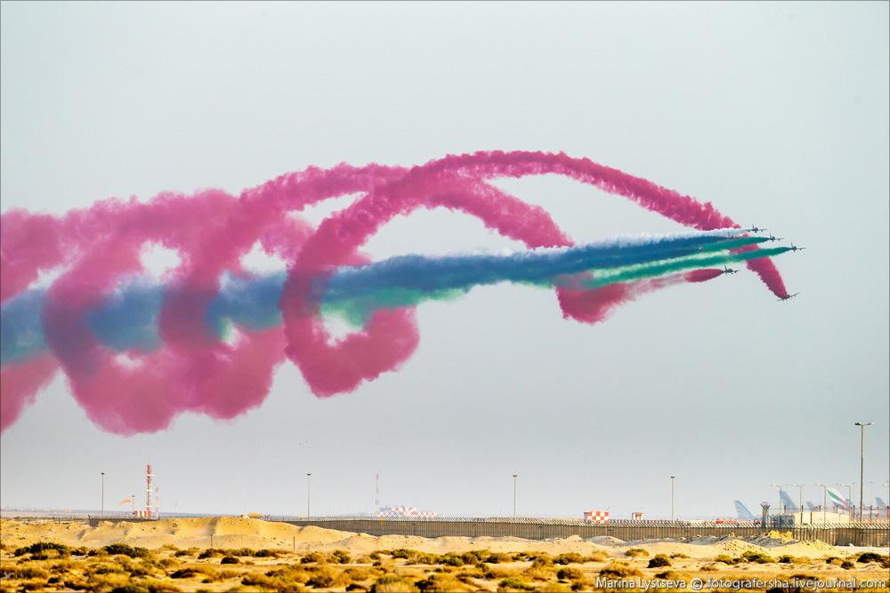 Dubai Airshow DAY 3-4-5 2015