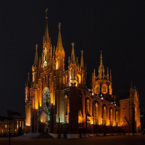 Римско-католический приход Непорочного Зачатия Пресвятой Девы Марии, г.Москва