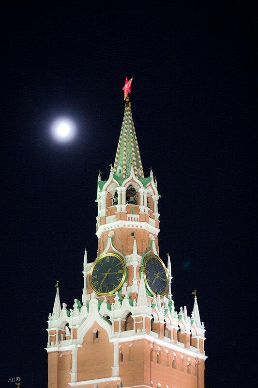 Спасская (Фроловская) башня