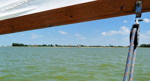Курсом на пролив, в Азовское море