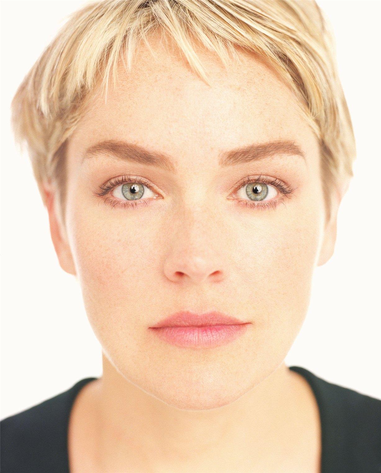Sharon Stone / Шарон Стоун - звезды Голливуда, фотограф Firooz Zahedi