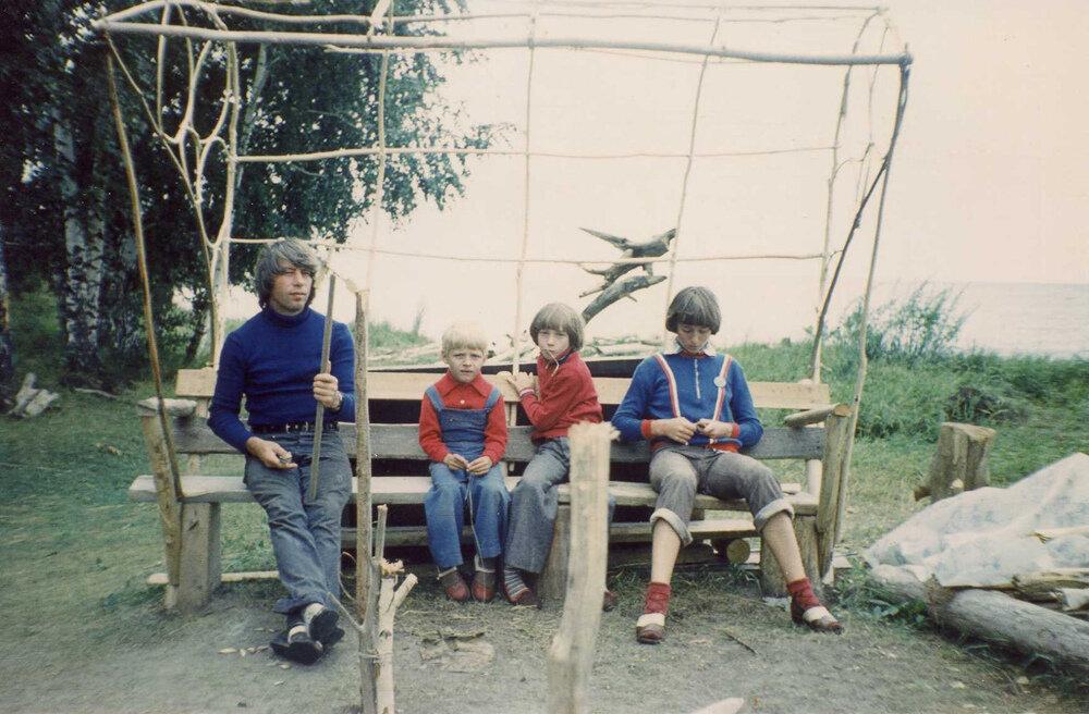 Кусочек советского детства из 70-х