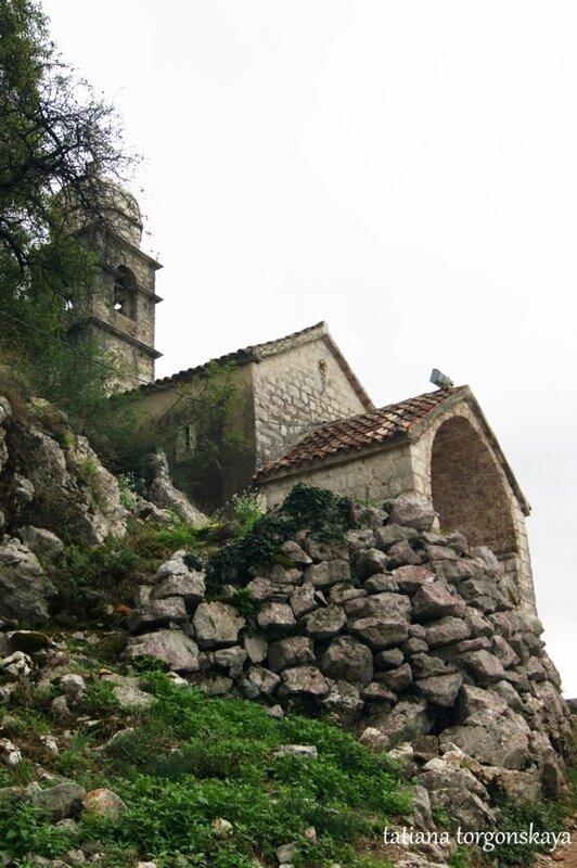 Церковь Богородицы Здравие