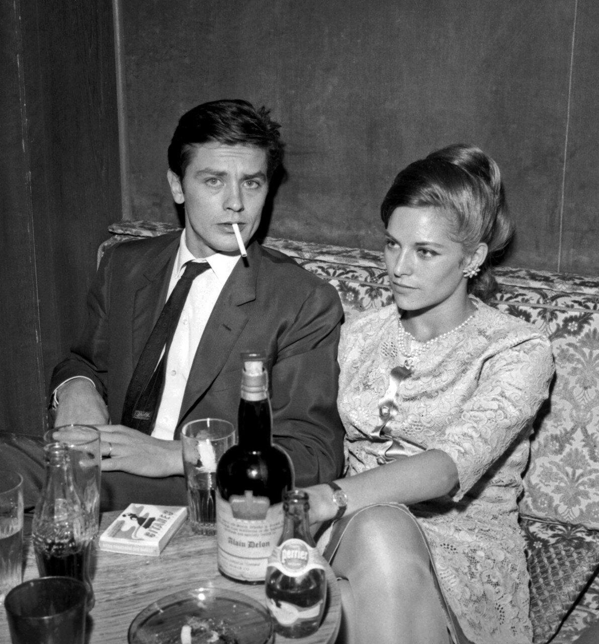 1966. С Натали