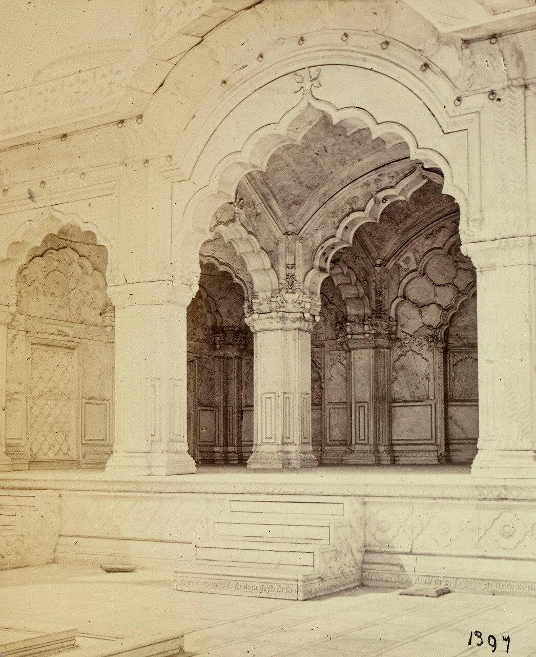 29. Жемчужная мечеть в Дели