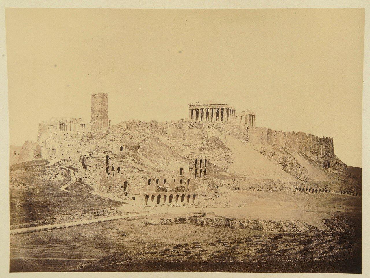 1862. Акрополь