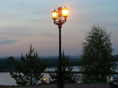 Павловские фонари