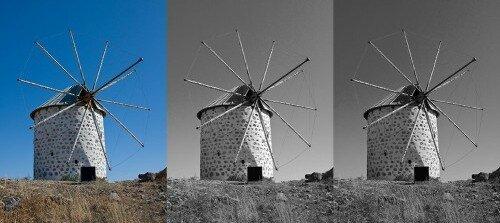 Photoshop – как сделать черно белое фото в фотошопе