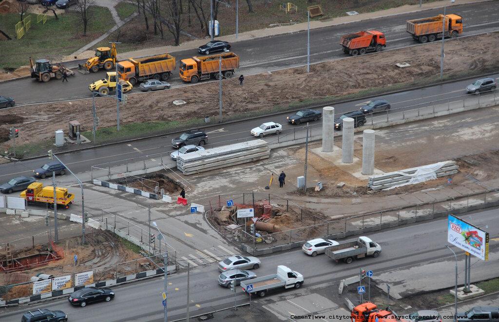 Схема ярославского шоссе фото