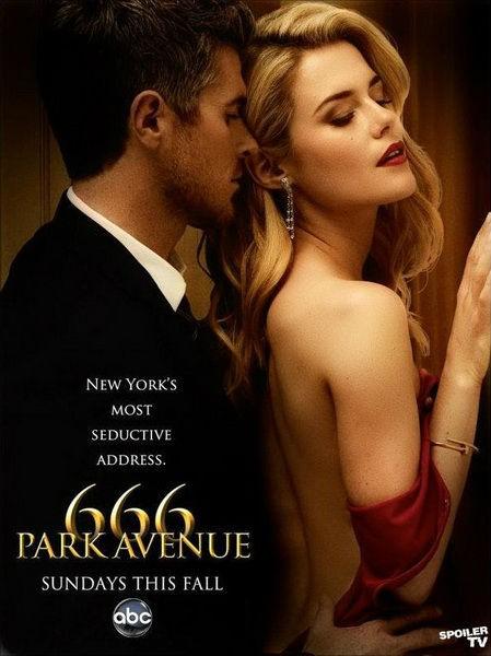 Парк Авеню, 666 / 666 Park Avenue (1 сезон/2012-2013/WEBDLRip)