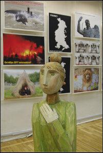Выставка «Осень 2012». Выставочный Центр Санкт-Петербургского Союза Художников