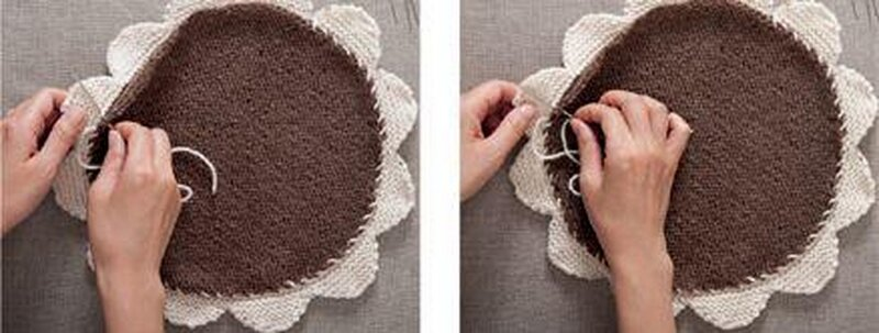 Nicky Epstein.Knitting in Circles: 100 Circular Patterns