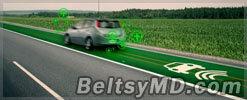 В Нидерландах построят «умное шоссе»