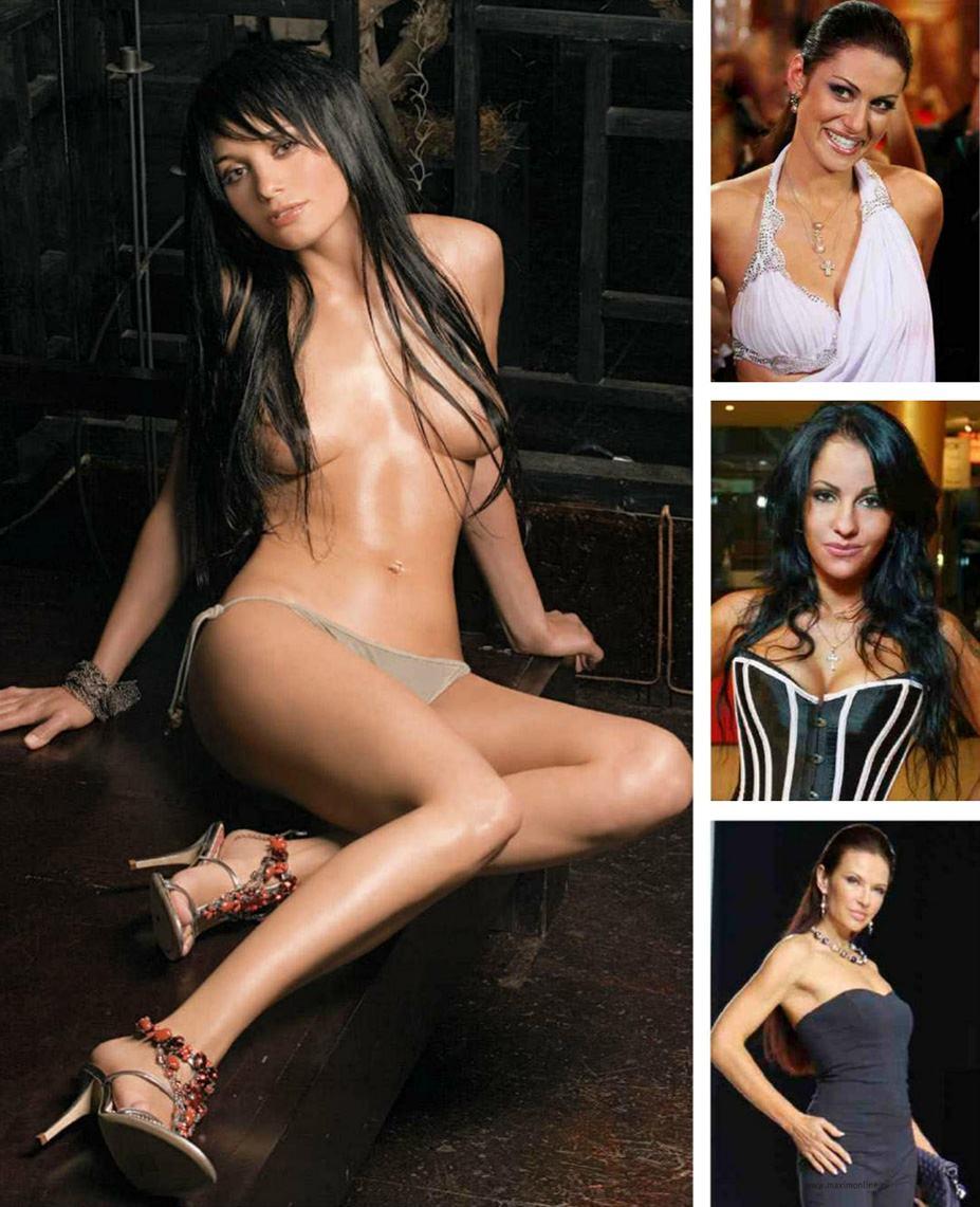 Мара, Анна Ковальчук, Елена Беркова, Эвелина Бледанс - 100 самых сексуальных женщин страны - Россия Maxim hot 100