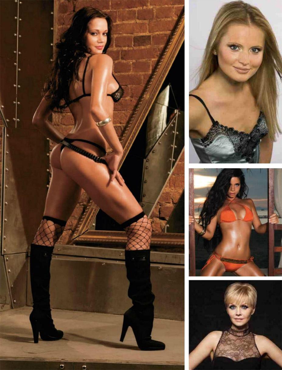 Ирина Чащина, Дана Борисова, Бьянка, Валерия - 100 самых сексуальных женщин страны - Россия Maxim hot 100