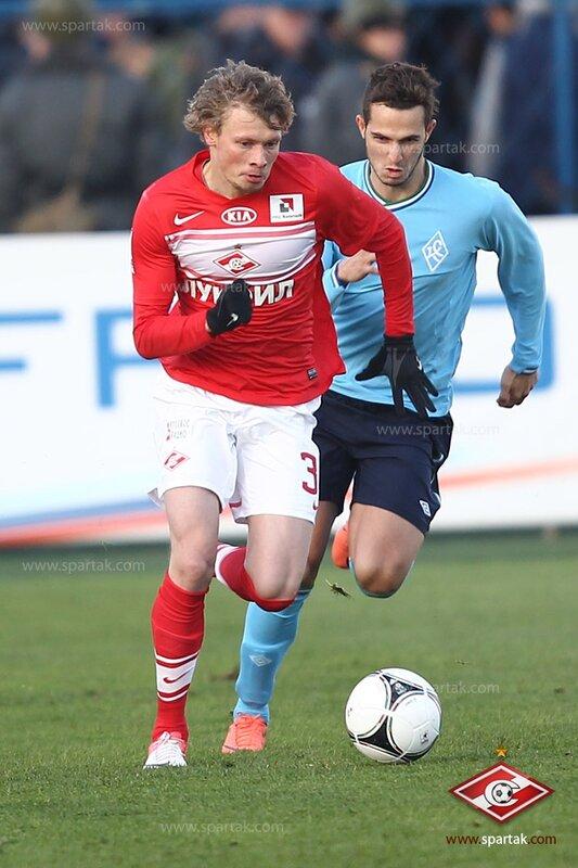 «Крылья Советов» vs «Спартак» 0:5 Премьер-лига 2012-2013 (Фото)