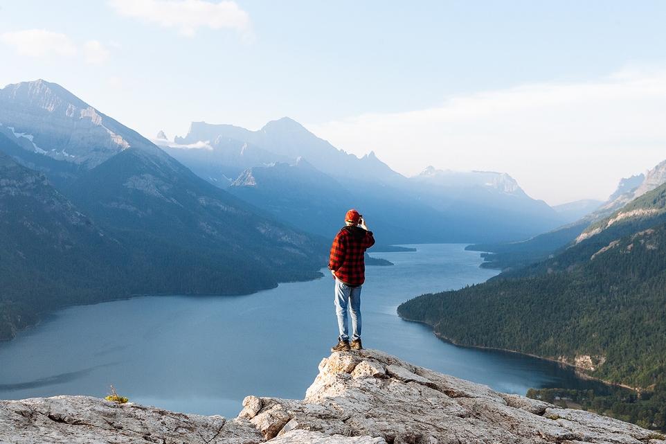 Великолепные пейзажные фотографии Канады