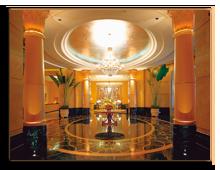 Малайзия. Куала-Лумпур. Mandarin Oriental Kuala Lumpur. Lobby