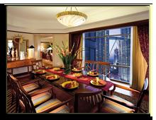 Малайзия. Куала-Лумпур. Mandarin Oriental Kuala Lumpur. kuala-lumpur-suite-club-suite-dining-room