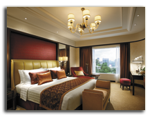 Малайзия. Куала-Лумпур. Shangri-La Hotel, Kuala Lumpur. Premier Selection Suite - Bedroom