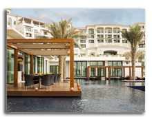 ОАЭ. Абу Даби. The St. Regis Saadiyat Island Resort Abu Dhabi. Sontaya