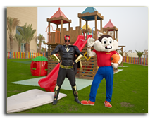 ОАЭ. Дубаи. Rixos The Palm Dubai. Rixy Kids Club