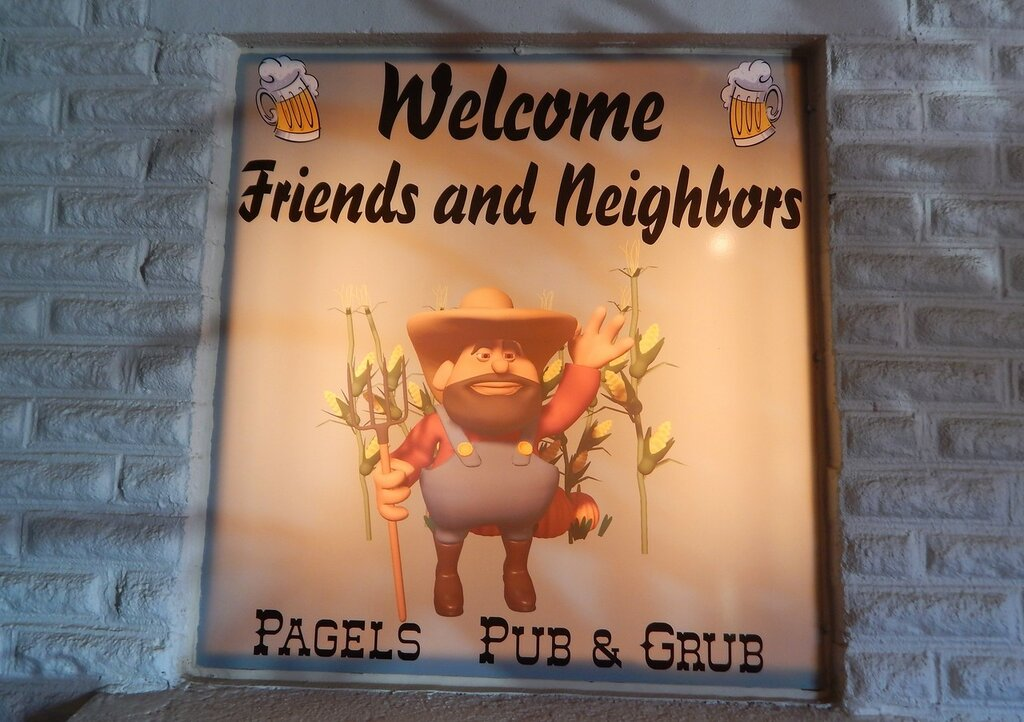 Ragels. Pub&Grub.