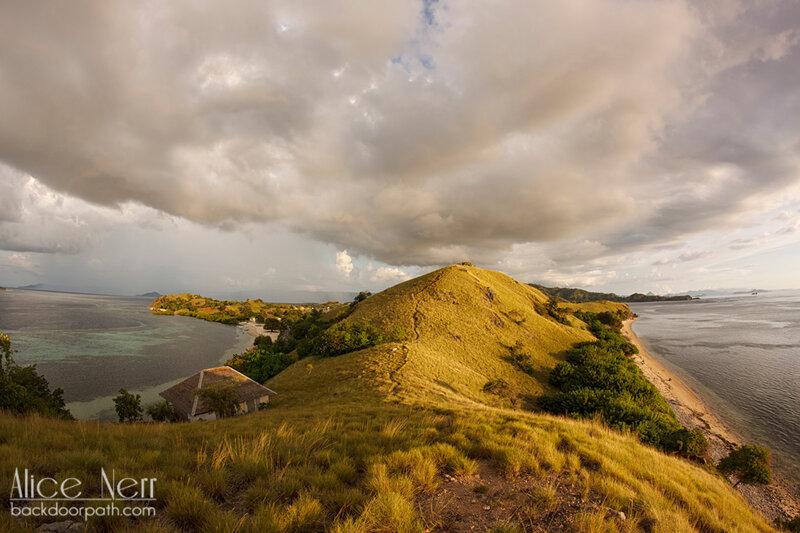 остров Серайя, Индонезия