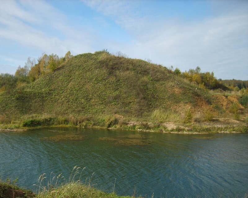 Лызлово, река
