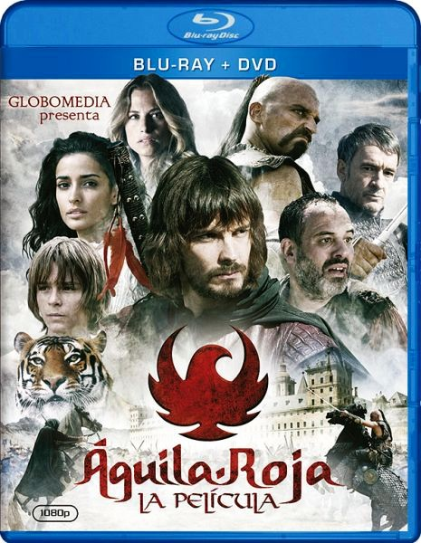 Легенда о Красном Орле / Aguila Roja, la pelicula (2011) BDRip 720p + DVD5 + HDRip