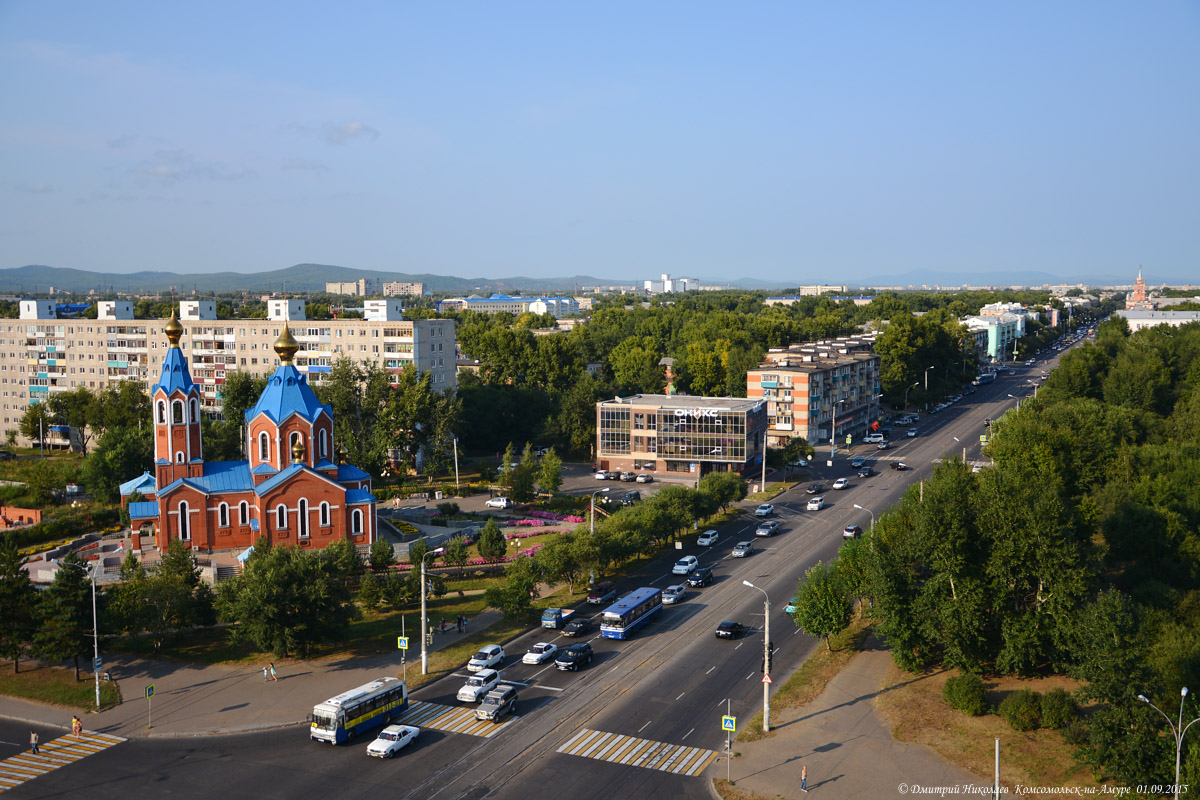 Фото комсомольска-на-амуре картинки