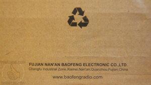 Baofeng BF-UVB2 PLUS