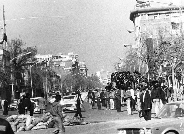 Один век истории Ирана в фотографиях. 1880 - 1980 гг.
