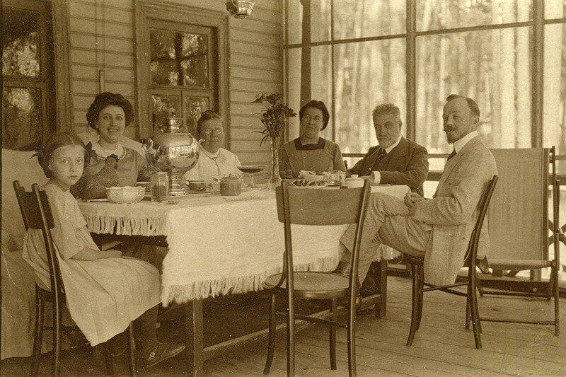 пермская обл. Курья Дачники 1908 год.jpg