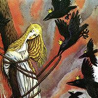 Катерина Штанко, Финские народные сказки