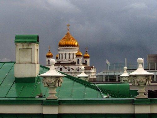 Купола и крыши
