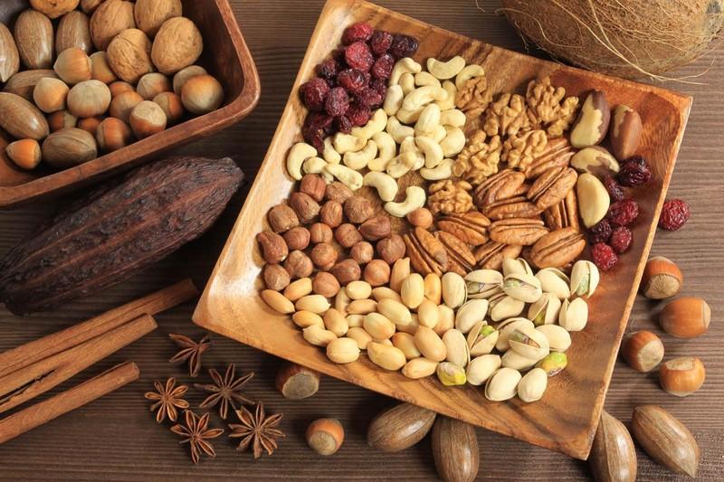 16. Полюбите орехи В овощные и мясные блюда можно смело добавлять молотые орехи. Они прекрасно сочет