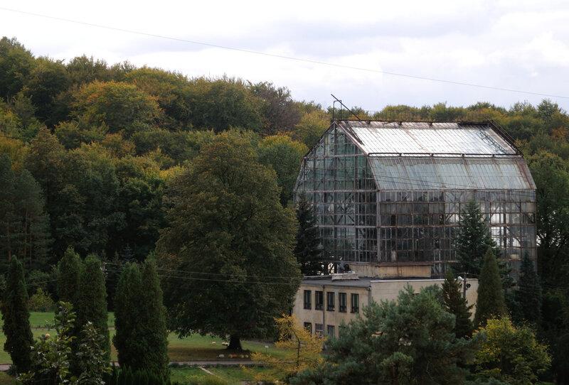 Ботанический сад на Погулянке