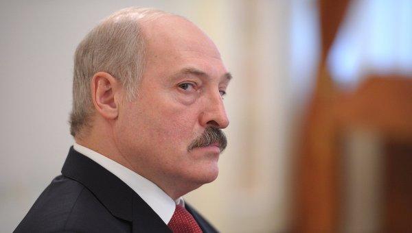 Президент Белоруссии Александр Лукашенко. Архивное