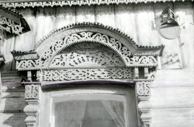 Деревянное кружево Пензы