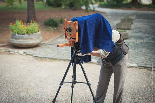 Камера большого формата собственными руками.