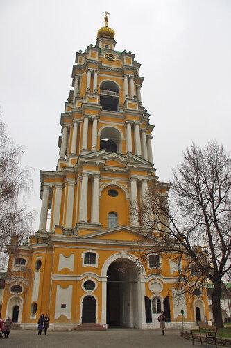 Храм-Колокольня Сергия Радонежского