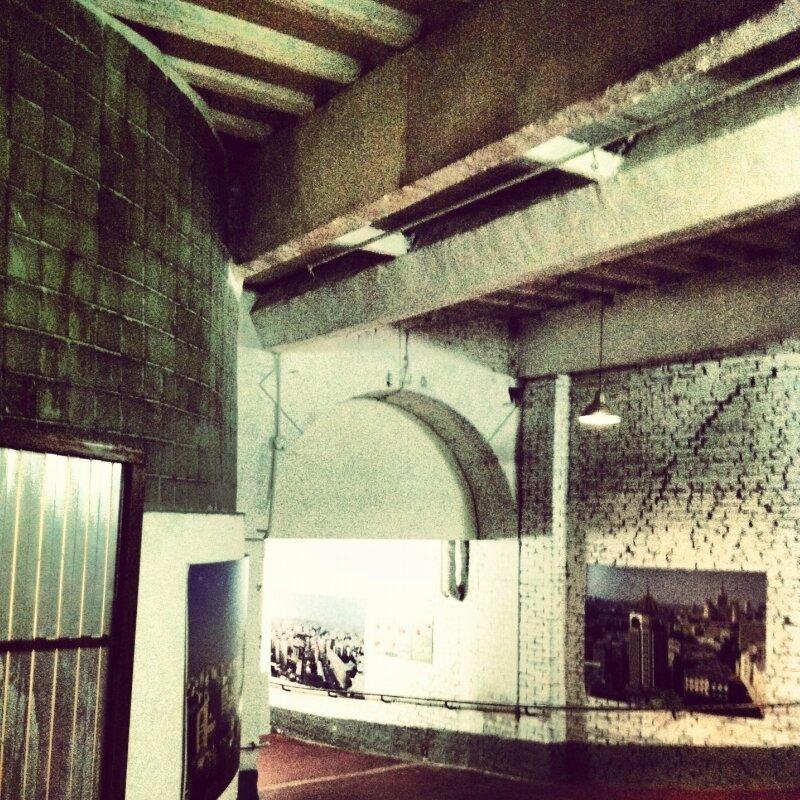 Провиантские склады. Внутри и снаружи